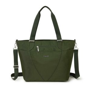BAGGALINI Avenue Tote in Juniper NWT